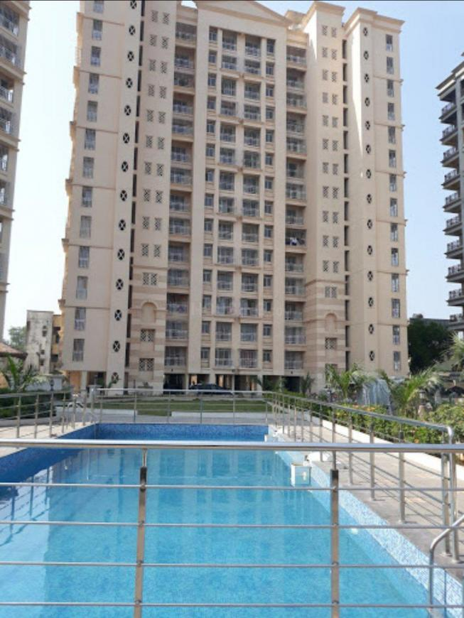 Building Image of 700 Sq.ft 1 BHK Apartment for rent in Bhiwandi for 6500