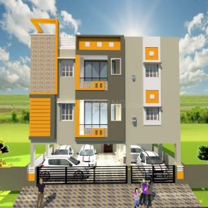 Gallery Cover Image of 928 Sq.ft 2 BHK Apartment for buy in Selaiyur for 5752672