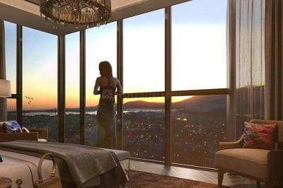 Gallery Cover Image of 562 Sq.ft 1 BHK Apartment for buy in Piramal Revanta, Mulund West for 12500000