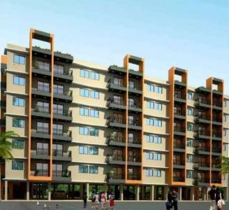 Gallery Cover Image of 535 Sq.ft 1 BHK Apartment for buy in Nariman IT City, Bada Bangarda for 1250000