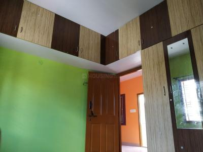Gallery Cover Image of 900 Sq.ft 1 BHK Independent House for rent in Mahadevapura for 10000