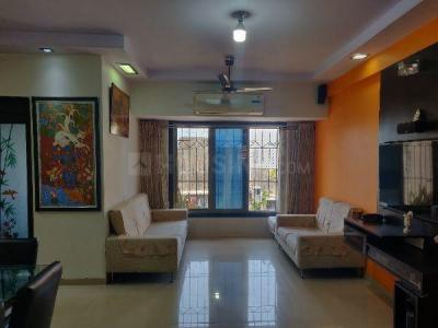 Gallery Cover Image of 1090 Sq.ft 1 BHK Apartment for rent in Sagar Caribbean, Andheri West for 52000