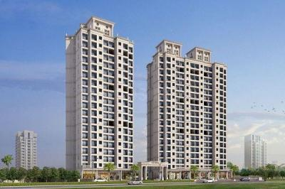 Gallery Cover Image of 1062 Sq.ft 2 BHK Apartment for buy in Raj Akshay, Mira Road East for 8215000