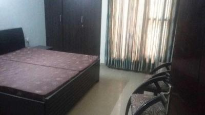 Bedroom Image of Rao PG in Manesar