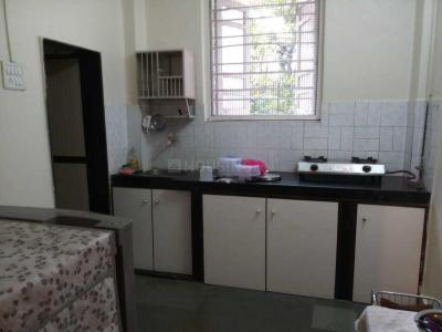 Kitchen Image of Paying Guest Room For Girl in Matunga West