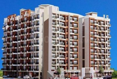 Gallery Cover Image of 610 Sq.ft 1 BHK Apartment for rent in Shree Parasnath Nagari, Naigaon East for 5500