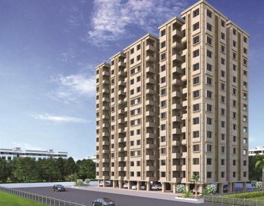 Gallery Cover Image of 1050 Sq.ft 2 BHK Apartment for buy in Bhayli for 1850000