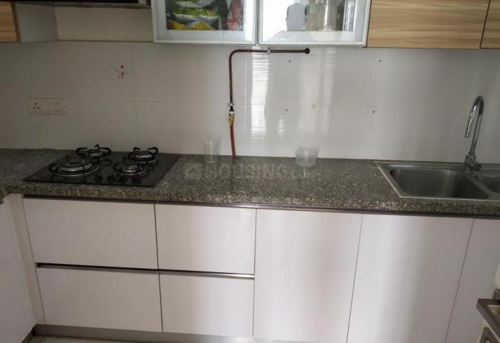 Kitchen Image of 2185 Sq.ft 3 BHK Apartment for rent in Sector 72 for 45000