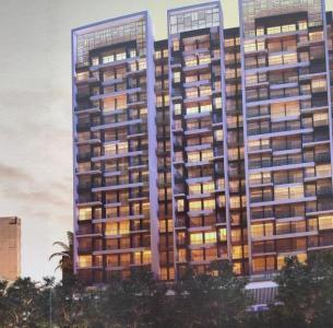 Gallery Cover Image of 670 Sq.ft 1 BHK Apartment for buy in Aastha River View, Taloja for 3800000