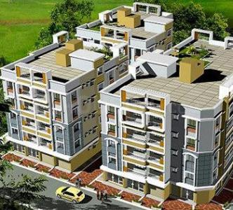 Gallery Cover Image of 835 Sq.ft 2 BHK Independent Floor for buy in Agarpara for 2171000