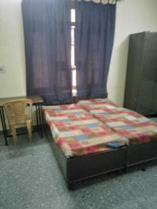 Bedroom Image of Agarwal Hostel in R.K. Puram
