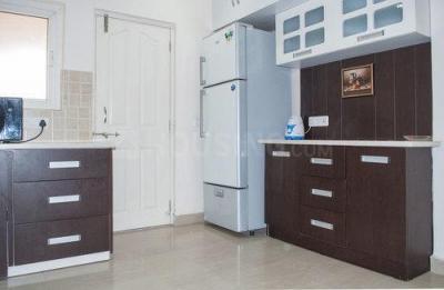 Kitchen Image of Gauthami Iconia Flat 113 in Gachibowli