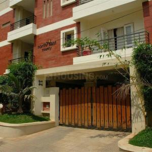 Gallery Cover Image of 1800 Sq.ft 3 BHK Apartment for rent in  North East County, Kondapur for 25000