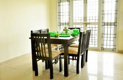 Dining Room Image of PG 4642030 Hebbal in Hebbal