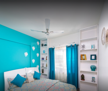 Gallery Cover Image of 1072 Sq.ft 2 BHK Apartment for buy in Kasturi Nagar for 6842000