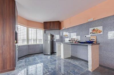 Kitchen Image of Oyo Life Blr1691 Malleswaram in Sheshadripuram