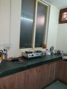 Kitchen Image of Affordable Girls PG in Sector 15