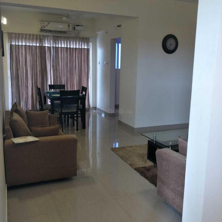 Living Room Image of 1360 Sq.ft 3 BHK Apartment for buy in Mannivakkam for 4420000