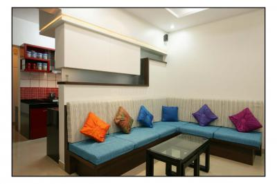 Gallery Cover Image of 950 Sq.ft 2 BHK Apartment for buy in Magarpatta Iris, Magarpatta City for 8300000