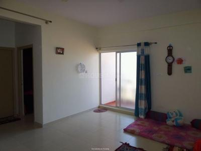 Gallery Cover Image of 680 Sq.ft 1 BHK Apartment for rent in Electronic City for 11000