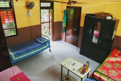 Bedroom Image of Beenas Hostel in Rasta Peth