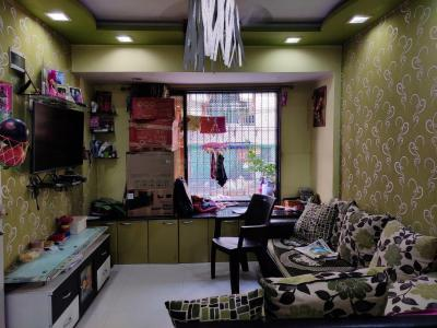 Gallery Cover Image of 1000 Sq.ft 2 BHK Apartment for rent in Kopar Khairane for 27000