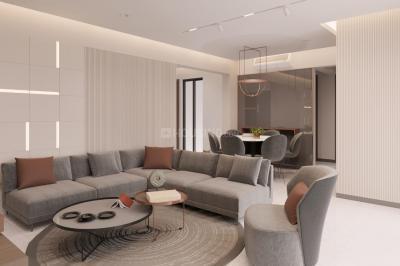 Gallery Cover Image of 2485 Sq.ft 4 BHK Apartment for buy in Vivanta Vantage Twenty One, Pimple Saudagar for 23500000