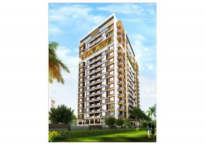Gallery Cover Image of 1239 Sq.ft 3 BHK Apartment for buy in Kothrud for 17000000