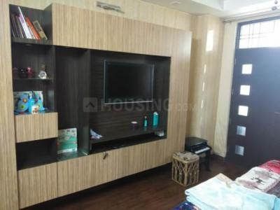 Gallery Cover Image of 1550 Sq.ft 3 BHK Independent Floor for rent in Kanwali for 28000