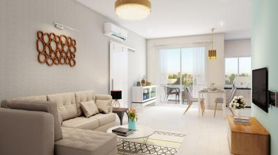 Gallery Cover Image of 900 Sq.ft 1 BHK Apartment for buy in Brigade Parkside North, Abbigere for 4500000