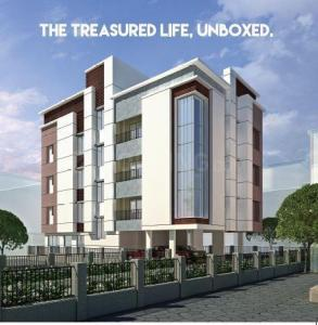 Gallery Cover Image of 1135 Sq.ft 2 BHK Apartment for buy in Ballygunge for 10215000