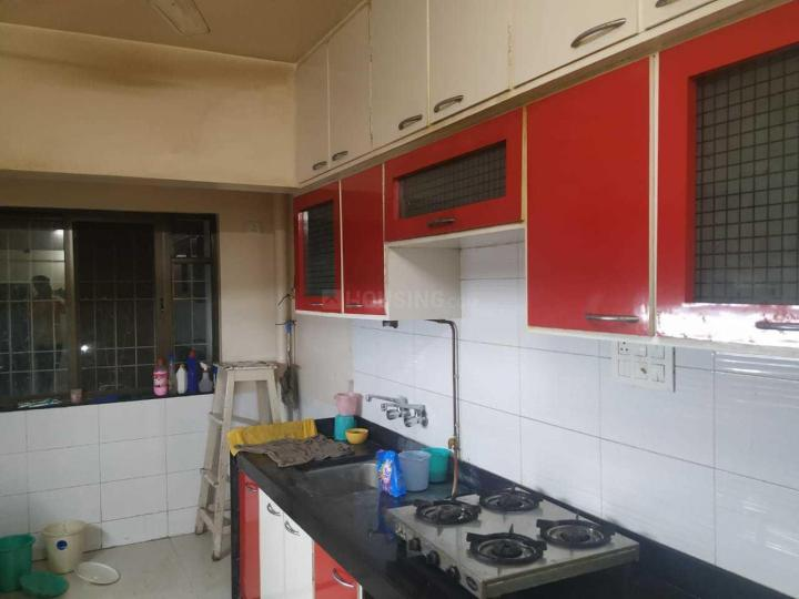 Kitchen Image of 1150 Sq.ft 2 BHK Apartment for rent in Wakad for 24000