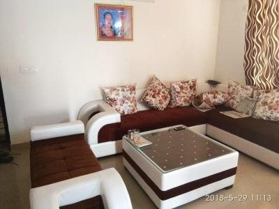 Gallery Cover Image of 2400 Sq.ft 4 BHK Apartment for rent in Omicron I Greater Noida for 25000
