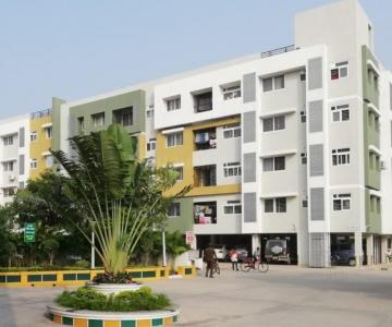 Gallery Cover Image of 899 Sq.ft 2 BHK Apartment for buy in Thiruverkkadu for 4500000