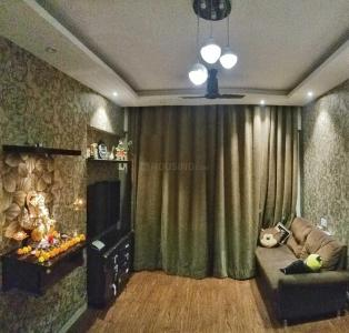 Gallery Cover Image of 675 Sq.ft 1 BHK Apartment for rent in Kalwa for 17000