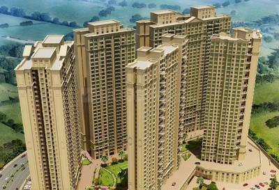 Gallery Cover Image of 750 Sq.ft 2 BHK Apartment for buy in Panvel for 11000000
