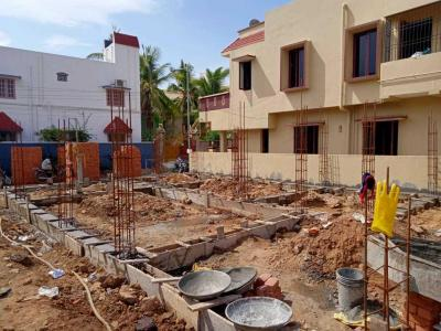 Gallery Cover Image of 1400 Sq.ft 2 BHK Independent House for buy in Kolathur for 7700000