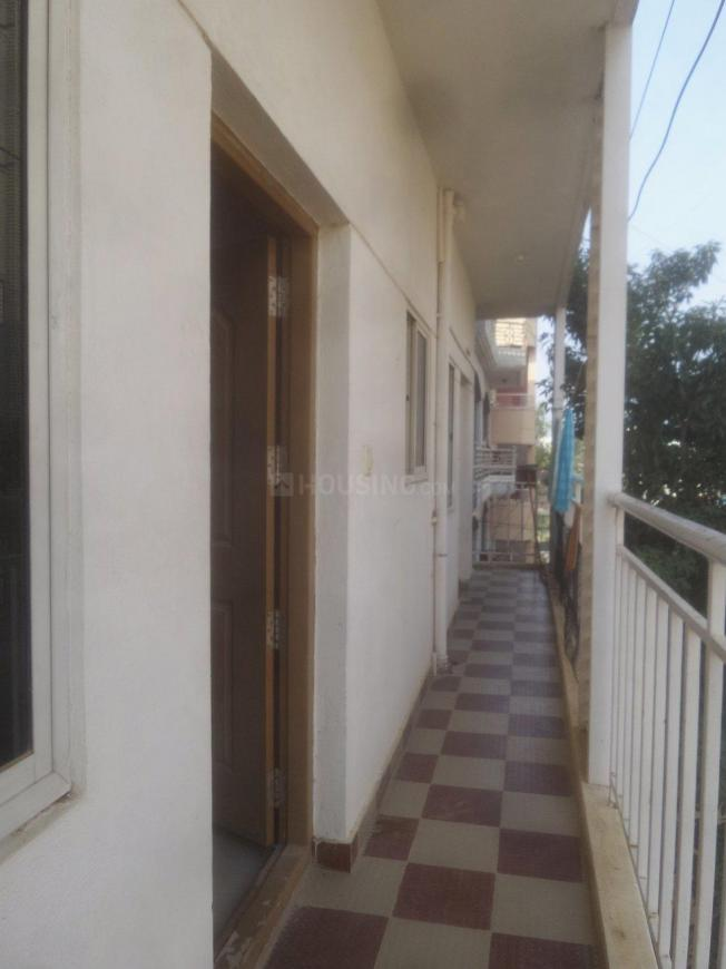 Main Entrance Image of 650 Sq.ft 1 BHK Apartment for rent in Panathur for 14000