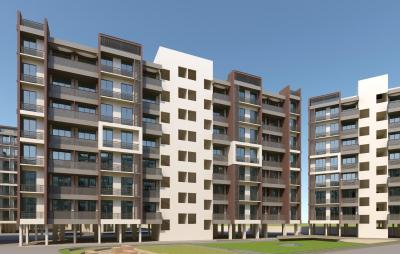 Gallery Cover Image of 790 Sq.ft 2 BHK Apartment for buy in Kaliwali for 3161323