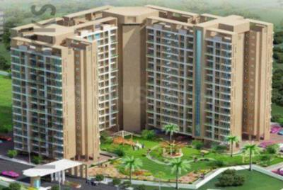 Gallery Cover Image of 695 Sq.ft 1 BHK Apartment for rent in Ostwal Orchid II, Mira Road East for 14000