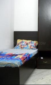 Bedroom Image of Aadi Paying Guest in Swasthya Vihar