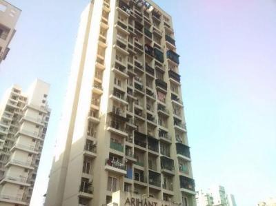 Gallery Cover Image of 1075 Sq.ft 2 BHK Apartment for rent in Kharghar for 19000