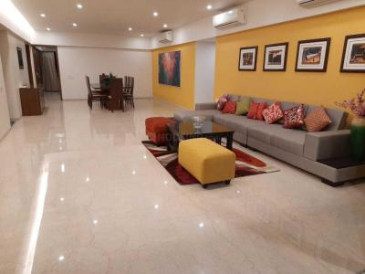 Gallery Cover Image of 4000 Sq.ft 4 BHK Independent Floor for rent in Bay View, Andheri West for 400000