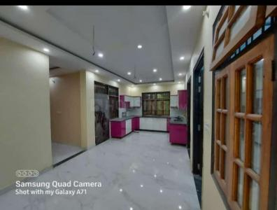Gallery Cover Image of 968 Sq.ft 3 BHK Independent House for buy in Swarnima Aasra Puram, Sarojini Nagar for 4750000