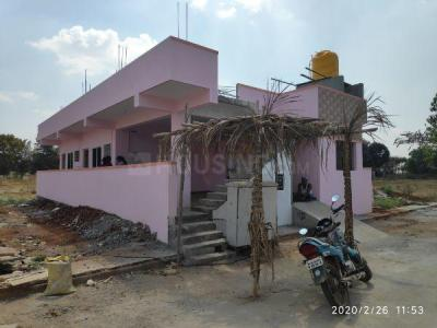 Gallery Cover Image of 385 Sq.ft 1 BHK Independent Floor for rent in Millennia Burgundy Orchards, Rajanukunte for 6000