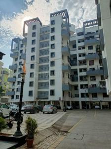 Gallery Cover Image of 972 Sq.ft 2 BHK Apartment for buy in Sai Balaji Paradise, Dhayari for 4400000