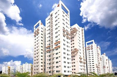 Gallery Cover Image of 1095 Sq.ft 2 BHK Apartment for buy in Maheshtala for 3000000