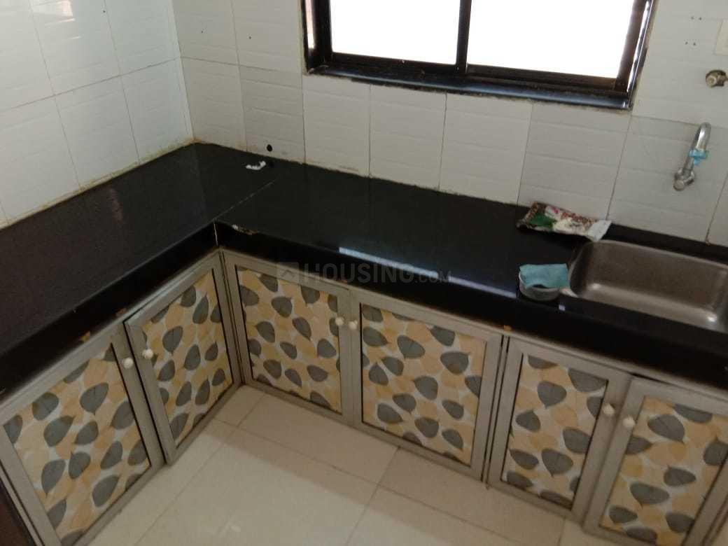 Kitchen Image of 925 Sq.ft 2 BHK Apartment for rent in Kurla East for 35000