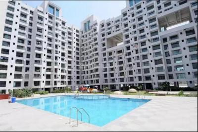 Gallery Cover Image of 1300 Sq.ft 2 BHK Apartment for rent in Goodwill Paradise, Kharghar for 28000