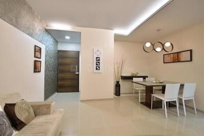 Gallery Cover Image of 810 Sq.ft 2 BHK Apartment for buy in Shilphata for 5327000